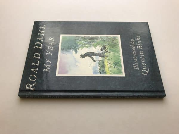 roald dahl my year 1st ed3 1