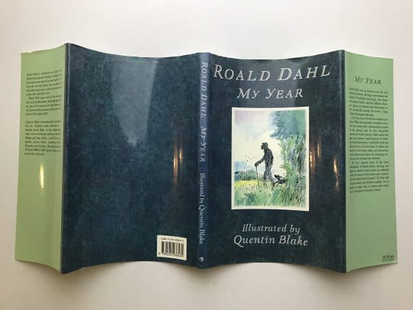roald dahl my year 1st ed4 1