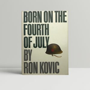 ron kovic born on the 4th of july fisrt ed1