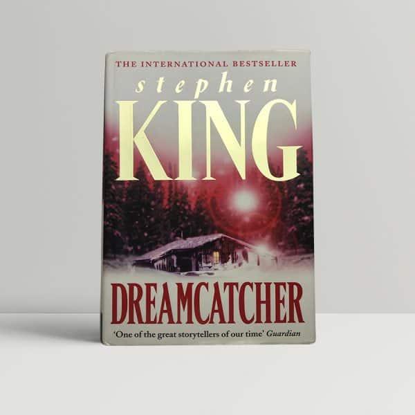 stephen king dreamcatcher first edition1