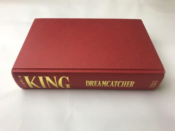 stephen king dreamcatcher first edition3