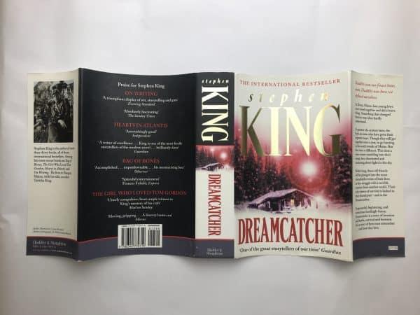 stephen king dreamcatcher first edition4
