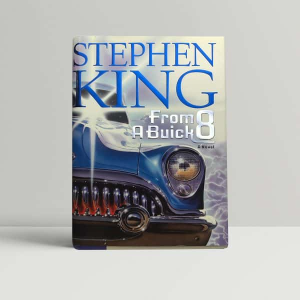 stephen king from a buick 8 first edition1