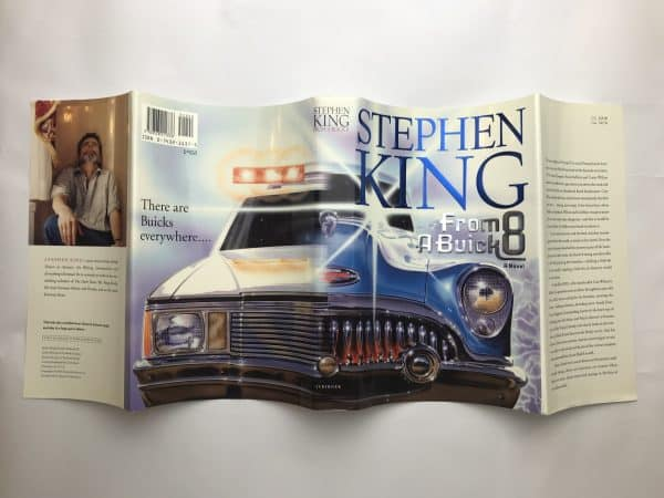 stephen king from a buick 8 first edition4