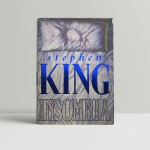 stephen king insomnia first edition1