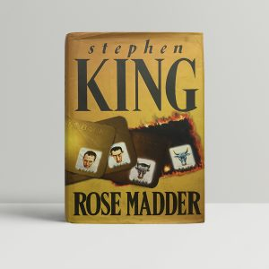 stephen king rose madder first edition1