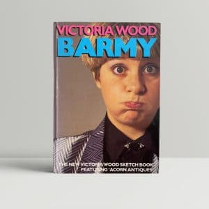 victoria wood barmy signed first edition1