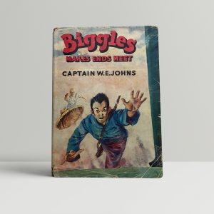 we johns biggles makes ends meet first edition1