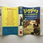 we johns biggles of the interpol first edition4