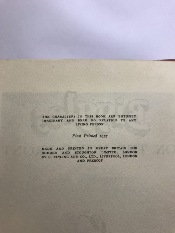 we johns biggles on the home front first edition2