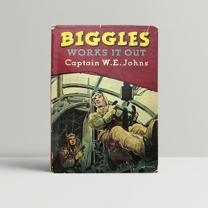 we johns biggles works it out 1st ed1