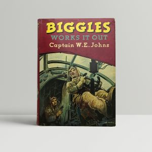 we johns biggles works it out first edition1
