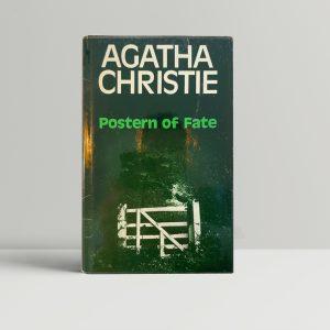 agatha christie postern of fate1