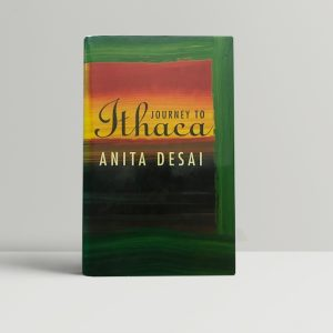 anita desai journey to ithaca signed first edition1