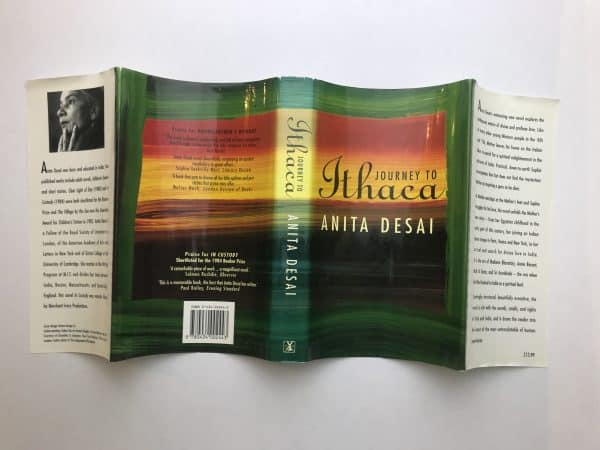 anita desai journey to ithaca signed first edition5