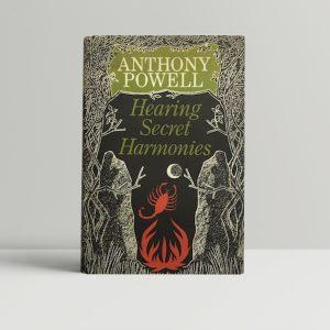 anthony powell hearing secret harmonies first ed1