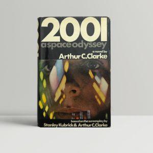 arthur c clarke 2001 a space odssey 1st edition1