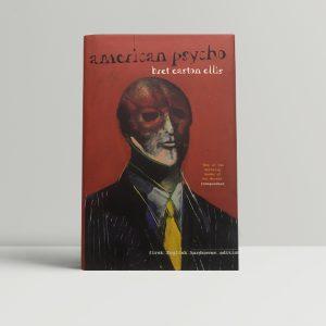 bret easto ellis american psycho 1st edition1