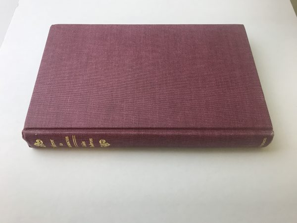 colin thubron mirror to damascus signed first edition4
