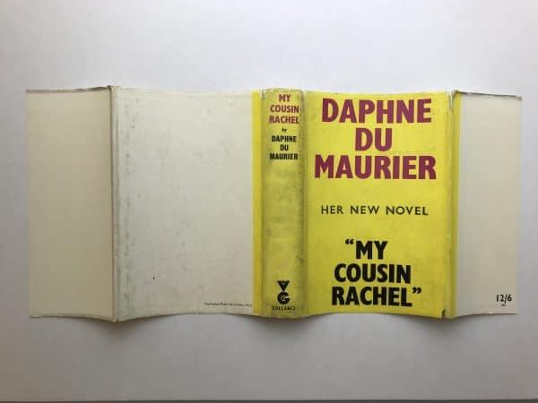 daphne du maurier my cousin rachel first5