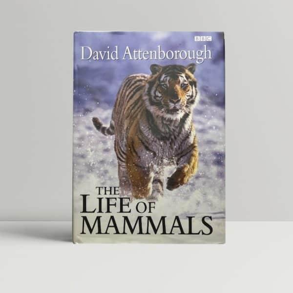 david attenborough the life of mammals first edition1
