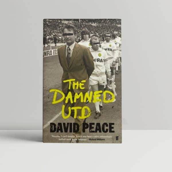 david peace the damned united 1st edition1
