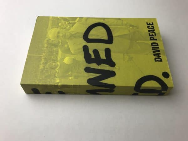 david peace the damned united 1st edition3
