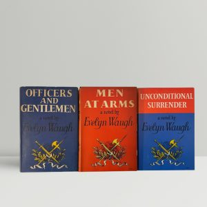 evelyn waugh the sword of honour trilogy1