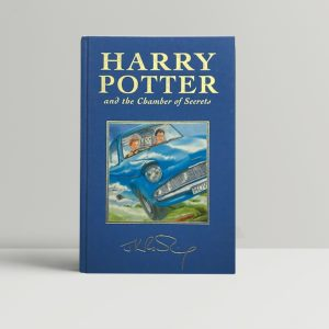 jk rowling hpatcos deluxe triple signed1