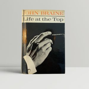 john braine life at the top signed1