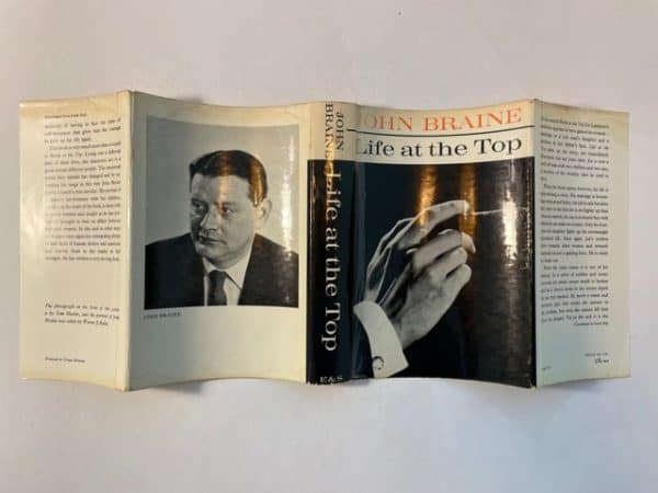 john braine life at the top signed4