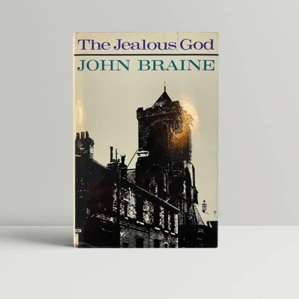 john braine the jealous god signed1
