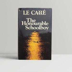 john le carre the honourable schoolboy first ed1