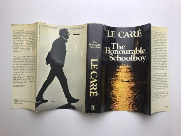 john le carre the honourable schoolboy first ed4
