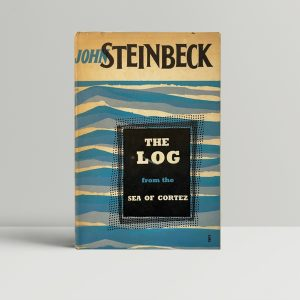 john steinbeck the log 1
