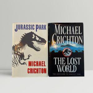 michael crichton double set1