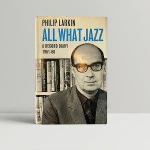 philip larkin all what jazz1