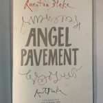quentin blake angel pavement signed first edition2
