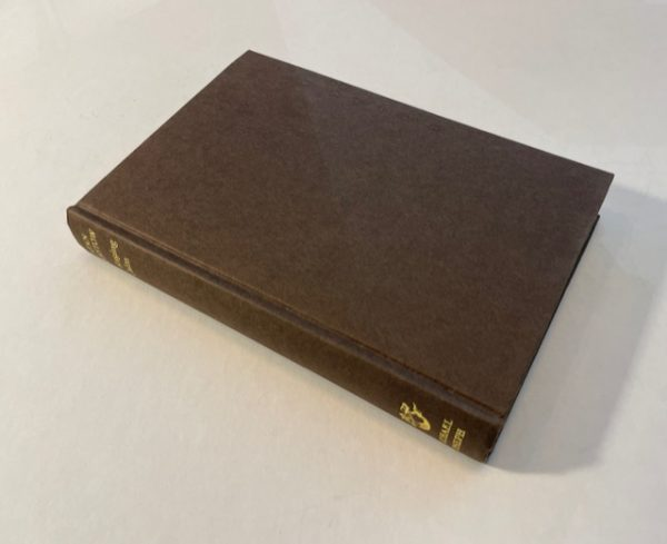 stan barstow a raging calm signed first edition3