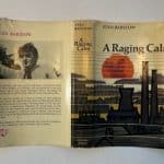 stan barstow a raging calm signed first edition4