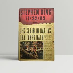 stephen king 11 22 63 1st edition1