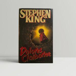 stephen king dolores claiborne 1st edition1