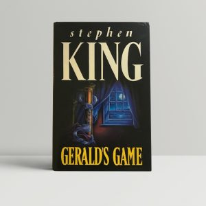 stephen king geralds game 1st edition1