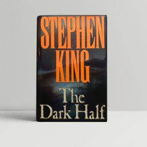 stephen king the dark half 1st edition1