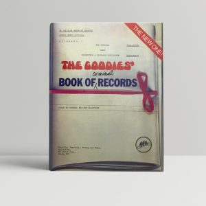 the goodies the book of criminal records signed first edition1
