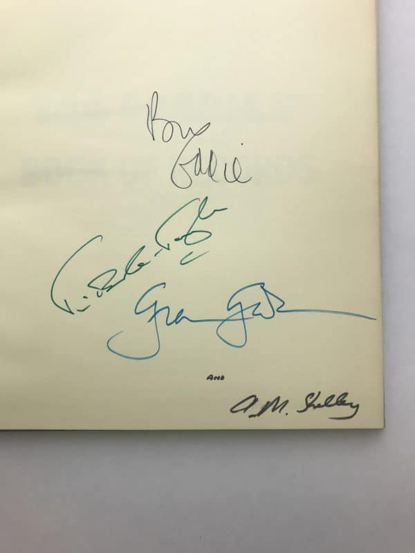 the goodies the book of criminal records signed first edition2