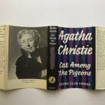 agatha christie cat among the pigeons first 4