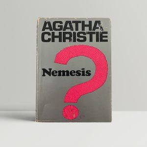 agatha christie nemesis first 85 1