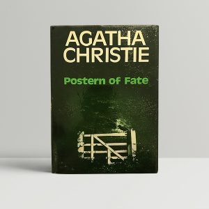 agatha christie postern of fate first 1