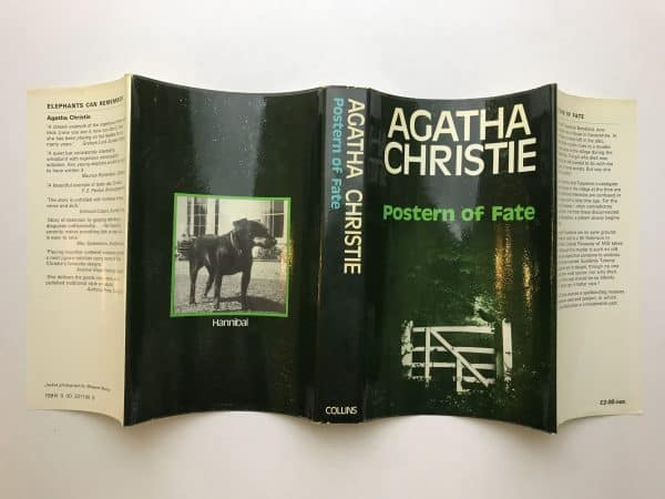 agatha christie postern of fate first 4